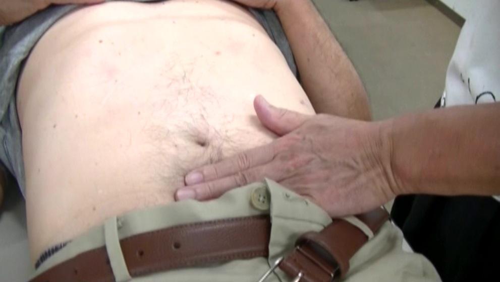 難経腹診(腎)